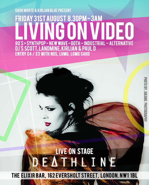 Deathline @ Elixir Bar 31 AUG