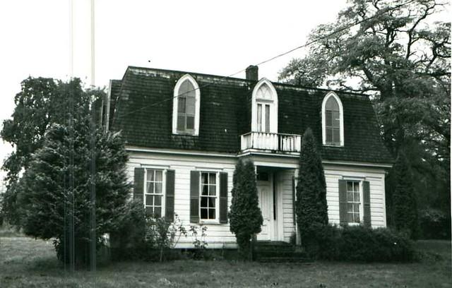 Asa Sanders House