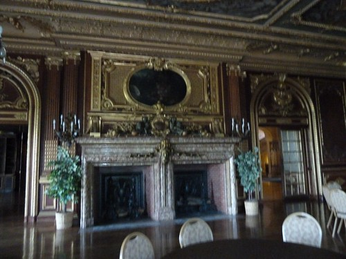 Ochre Court Dining Room