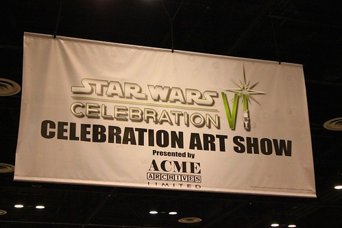Art Show - Star Wars Celebration VI