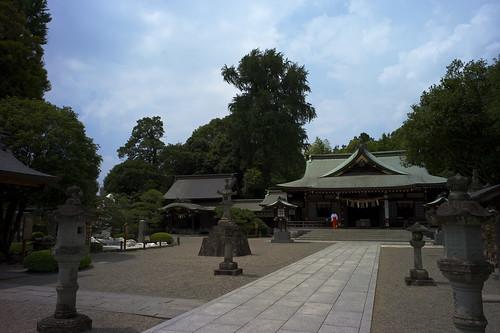 2012夏日大作戰 - 熊本 - 出水神社 (5)