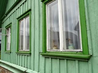 Trakai house, Lithuania