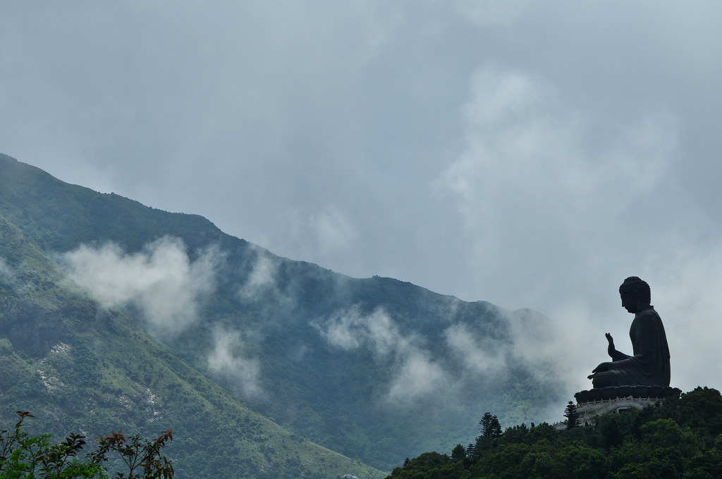 The Big Budha 大嶼山天壇大佛 ...