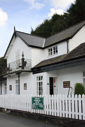 George III hotel, Penmaenpool by Helen in Wales