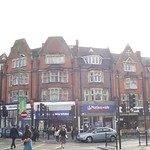 The Promenade - Golders Green Road, Golders Green - National Express and Nationwide