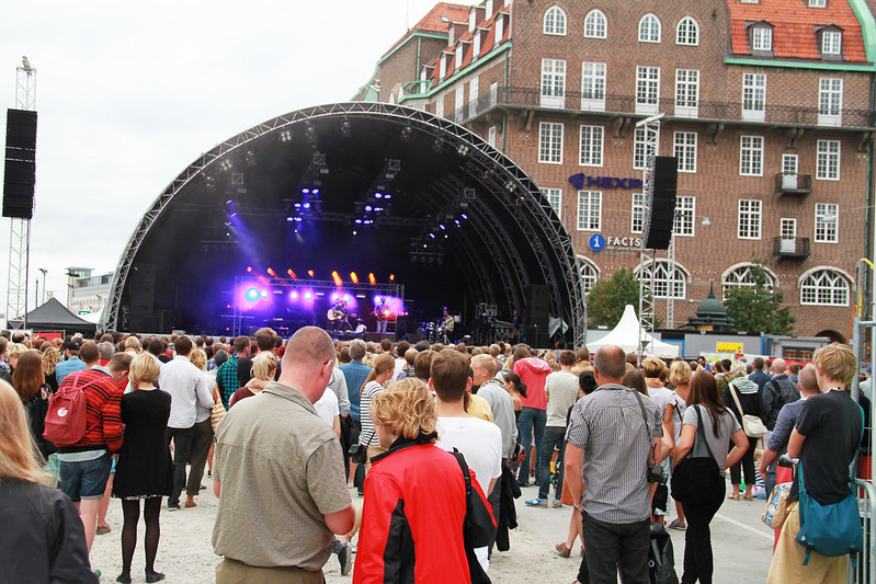 malmöfestivalen tuesday.