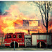 Detroit Fire Department by Malena ✯