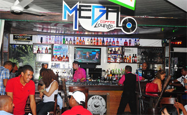 Super Karaoke @ Mega Coffee Lounge, Plaza Megatone