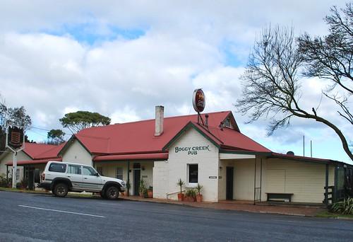 Curdievale Australia  City new picture : Boggy Creek Pub, Curdievale