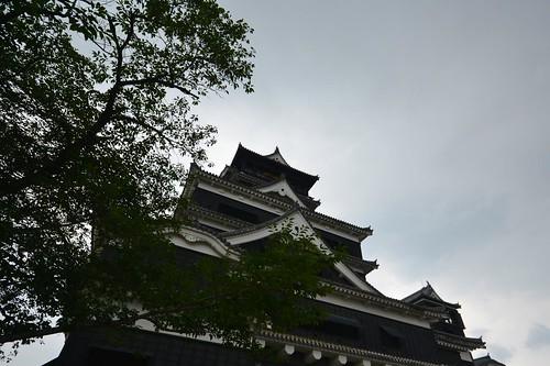 2012夏日大作戰 - 熊本 - 熊本城 (5)