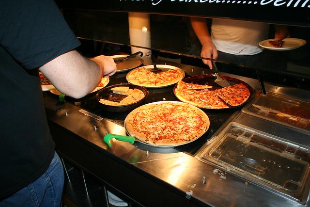 British Pound Buffet Pizza Hut Flickr Photo