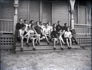 Pomona College track team (1901)