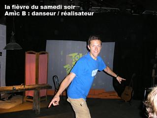 Amic Bedel - Réalisateur