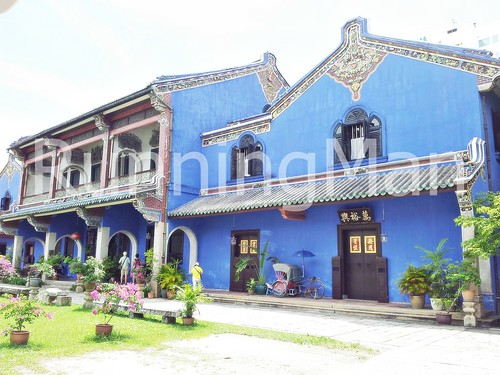 Cheong Fatt Tze Blue Mansion 02