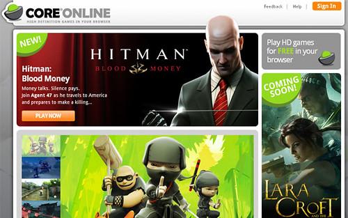 Square Enix Launches CoreOnline Beta