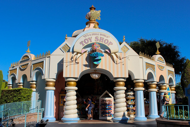 """""""it's a small world"""" Toy Shop"""