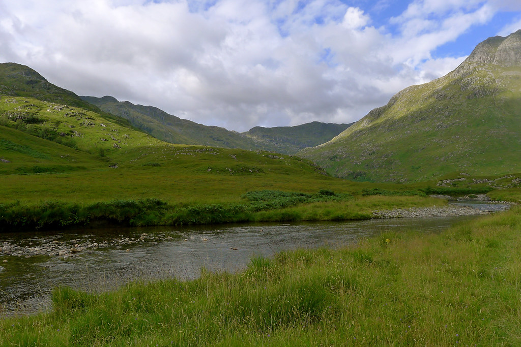 Looking up the Carnach
