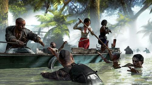 Dead Island: Riptide Will Utilize New Rendering Engine