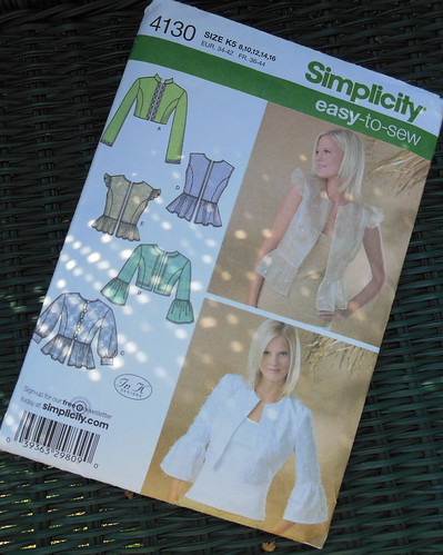 Simplicity 4130 by becky b.'s sew & tell