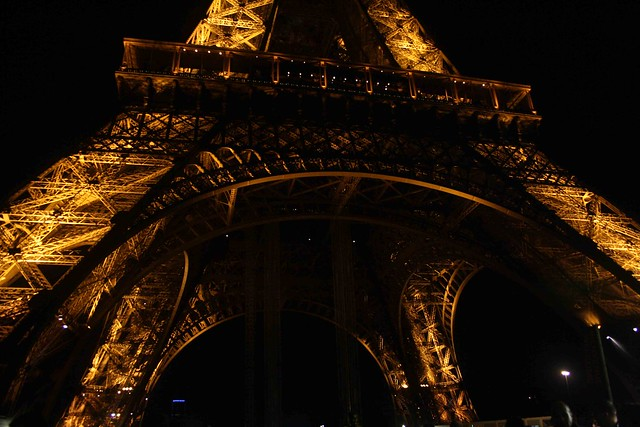 City Travel –Paris Potty, Eiffel Tower