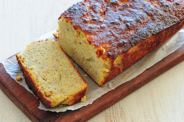 paleo banana bread-4