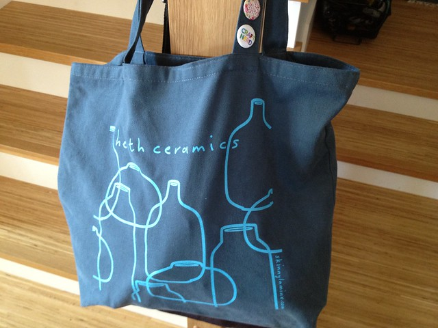 Heath Ceramics Skinny LaMinx bag