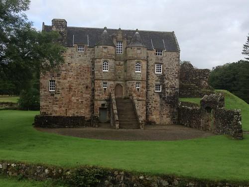 Rowallan Castle front