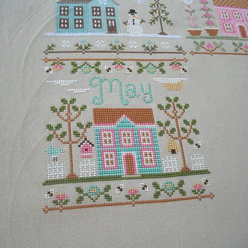 May Cottage by jenniferworthen