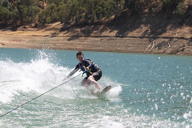 Kyle Wakeboarding