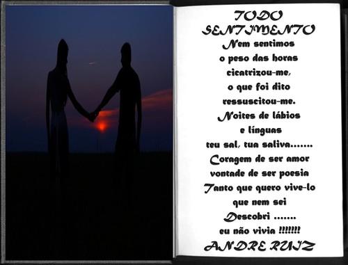 TODO SENTIMENTO by amigos do poeta