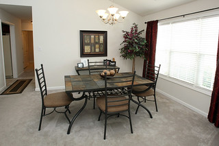 Dining area at 5214 Craigs Creek Drive