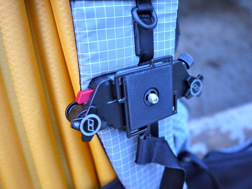 Peak Design Capture Review - Camera Clip System