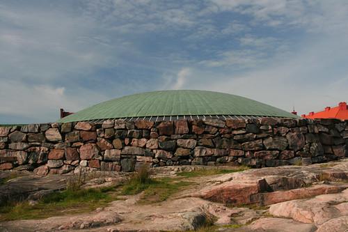the rock church dome