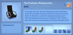 The Professor Rocking Chair