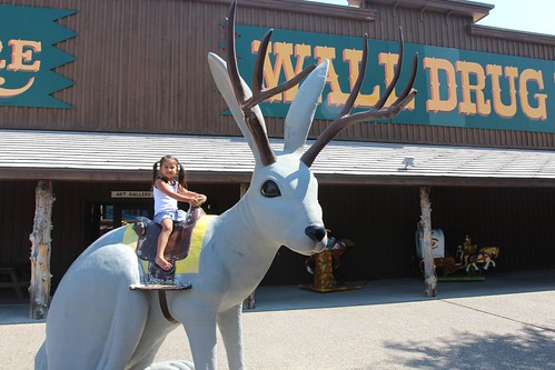 Day 34: Wall Drug and Badlands National Park.