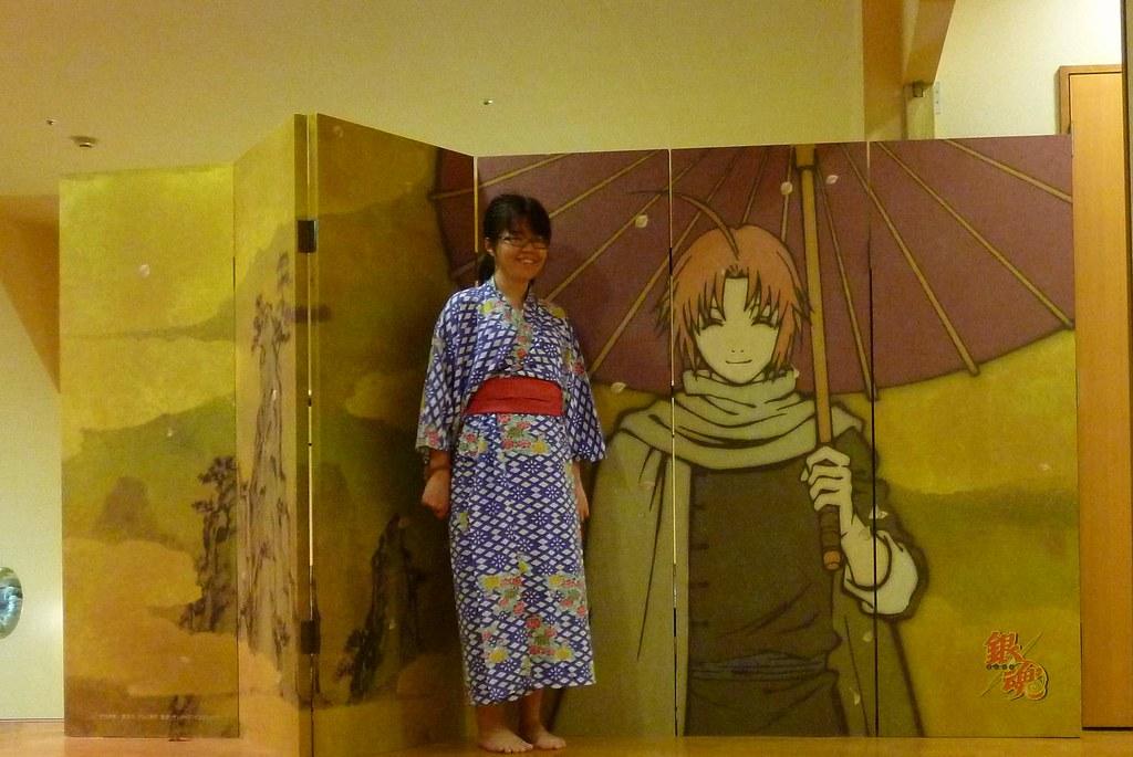 Kamui panel and me