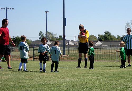 David's Soccer Team