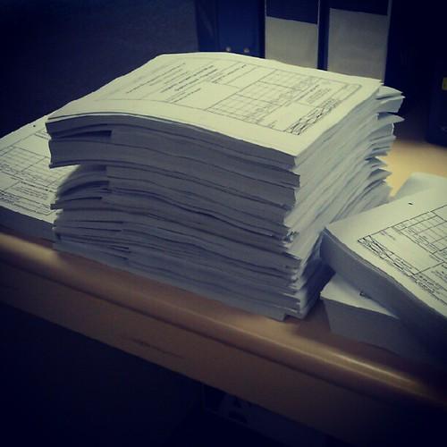 Dokumen yang merekodkan segala maklumat projek