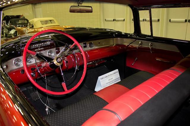 Buick 1955 Dash