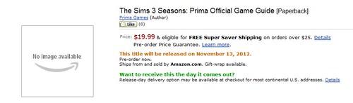 Amazon Seasons