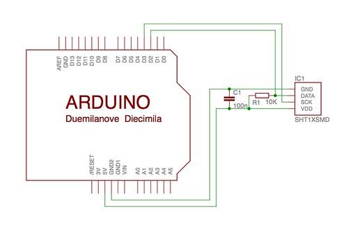 arduino_sht1x