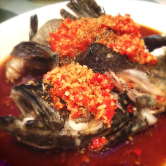 hunan fish