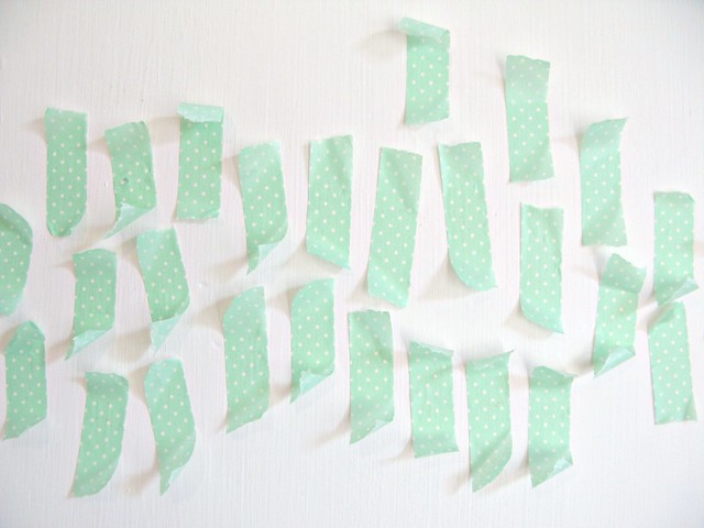 Taped... Cath Kidston washi tape, love! | Emma Lamb
