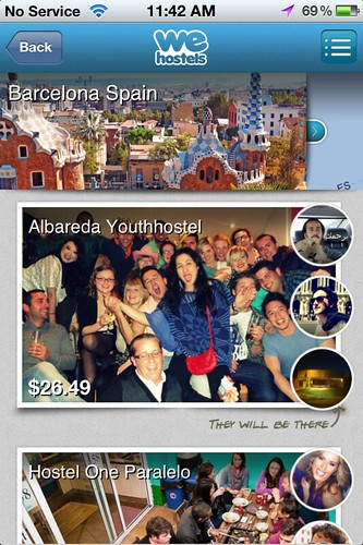 Albareda Youth hostel