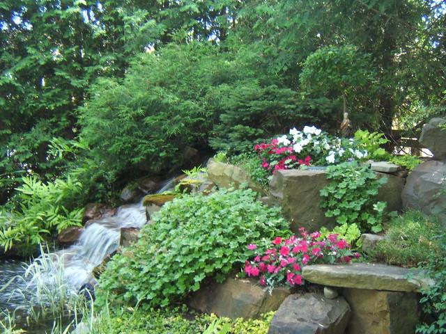 Photo for Cascade d eau jardin