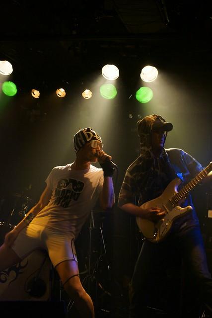 極東のハリー live at Outbreak, Tokyo, 11 Sep 2012. 261