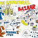 The Cathedral & The Bazaar [visual notes] #oped12 by giulia.forsythe