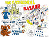 The Cathedral & The Bazaar [visual notes] #oped12