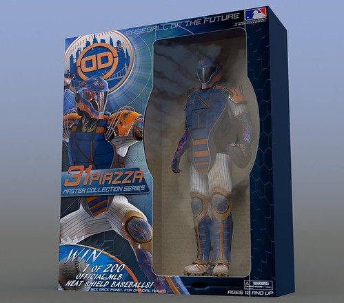 Heads-Up Display Action Figure