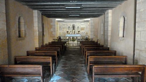 Saint Michel de Lapujade - L'Eglise de Notre Dame de Lorette 03